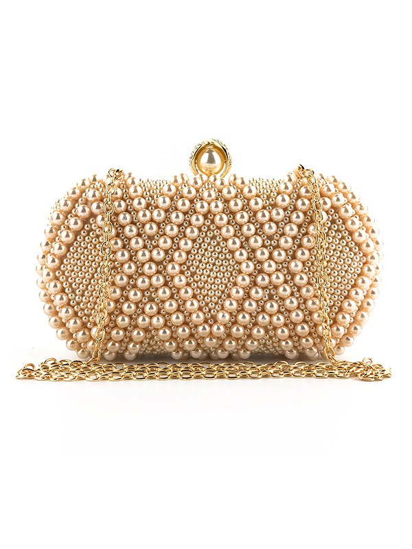 Graceful Pearl Evening/Party Handbags