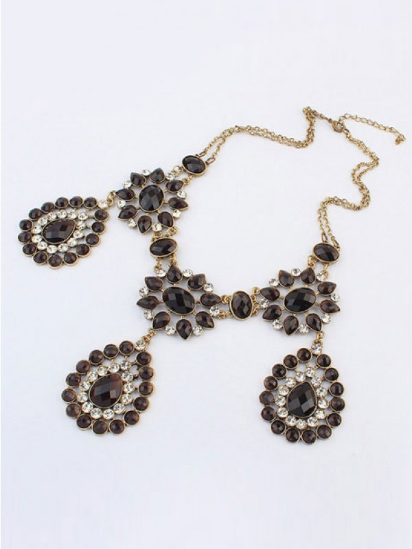 Occident Bohemia Retro Water Drop Hot Sale Necklace